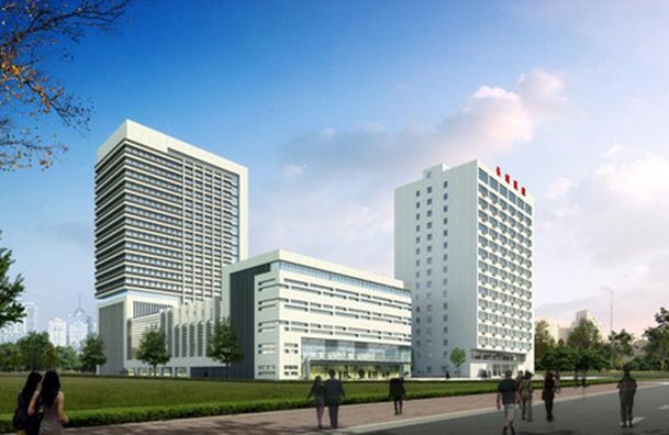 新中式建筑风格医院